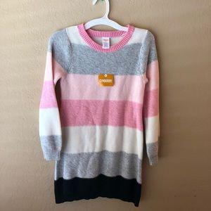 Girl's Sweater Dress